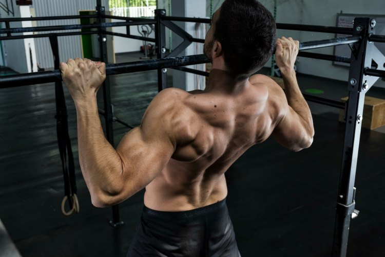 The Best Bodyweight Back Exercises - Pull Up