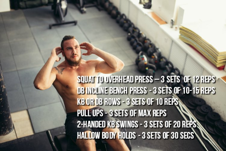 Compound Full Body Workout