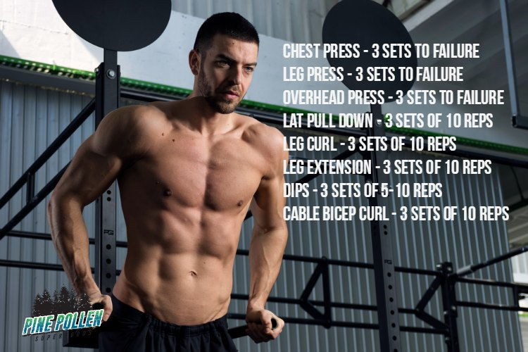 Full Body Machine Workout