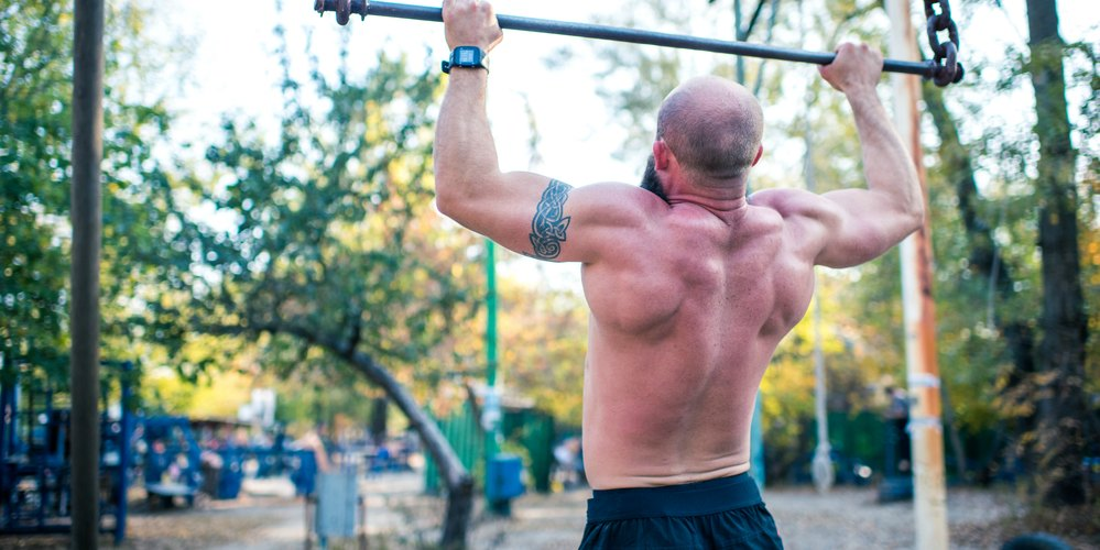 Building Muscle Over 40
