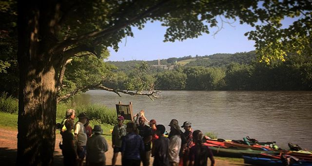 Lenape treaty signing at Callicoon on the Delaware River, every 4 years since 2002. #lenapenation #indigenousrights #callicoon #lenape #delawareriver