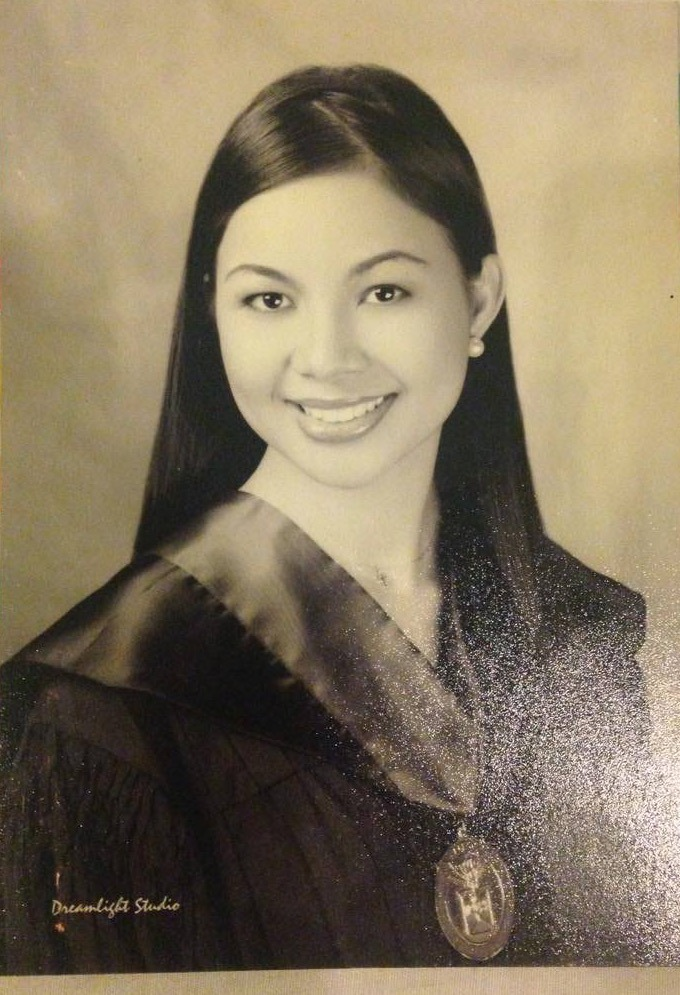 Student no. 2001 - 08532, B.S. Business Economics, batch 2005. :)