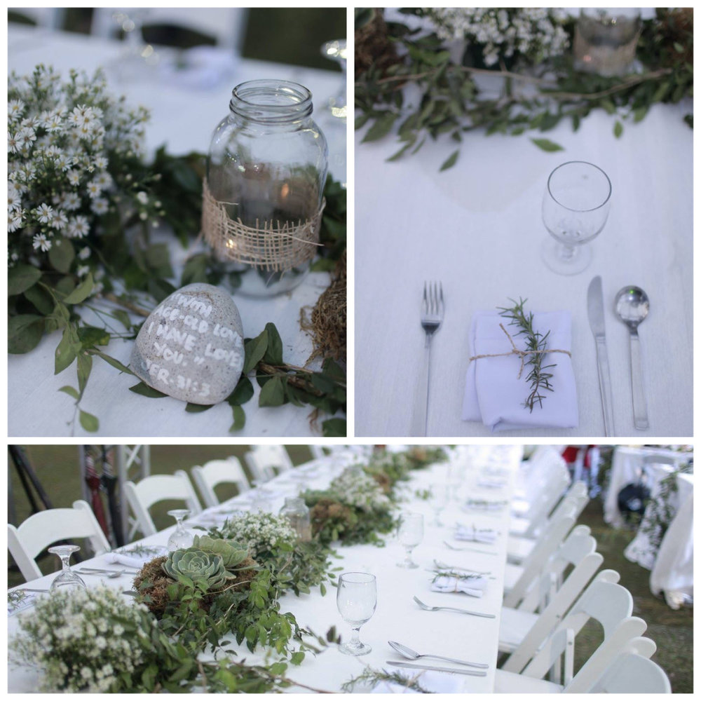 I really love how elegantly simple our florals were, from the table setting to the bouquets. Gary Dacanay of Mindworks really did an awesome job. <3