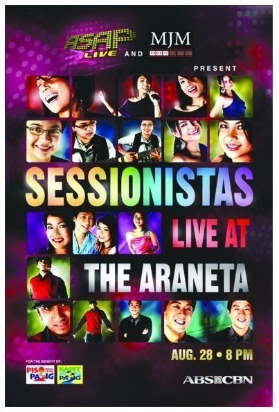 Our first concert at the Araneta in 2009 was sold-out! Were you there? :)