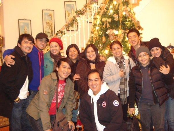 U.S. tour, Dec. 2009.