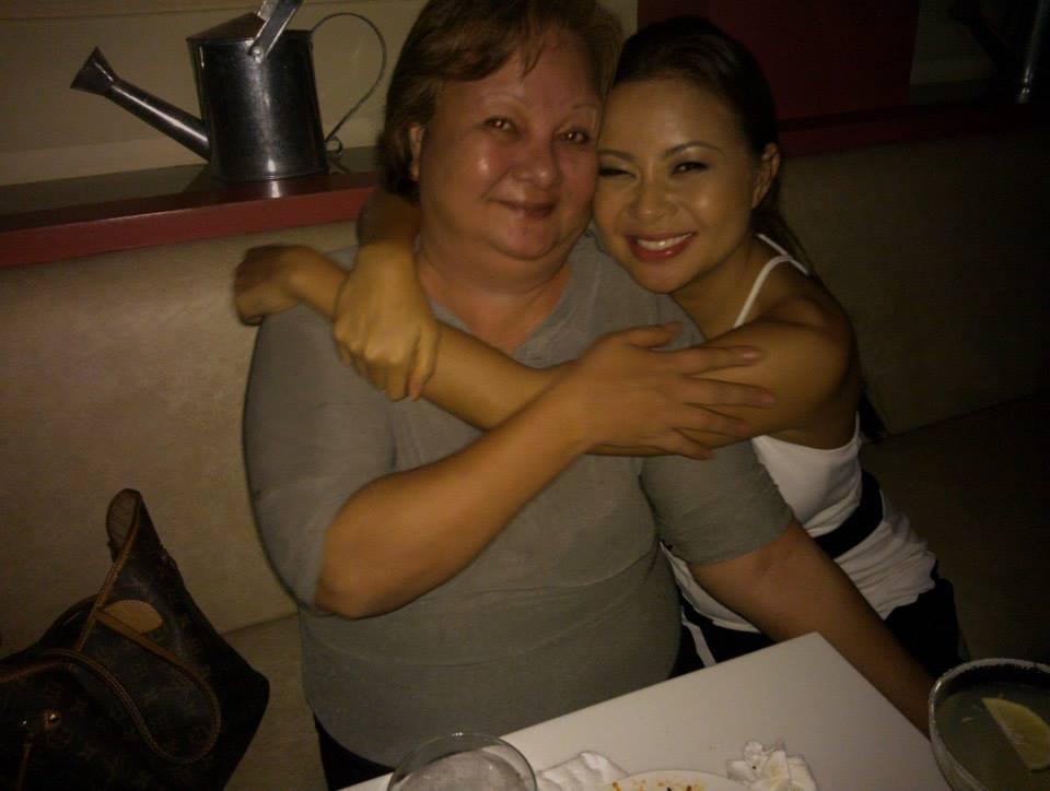 Mama and me, Nov 2013. <3
