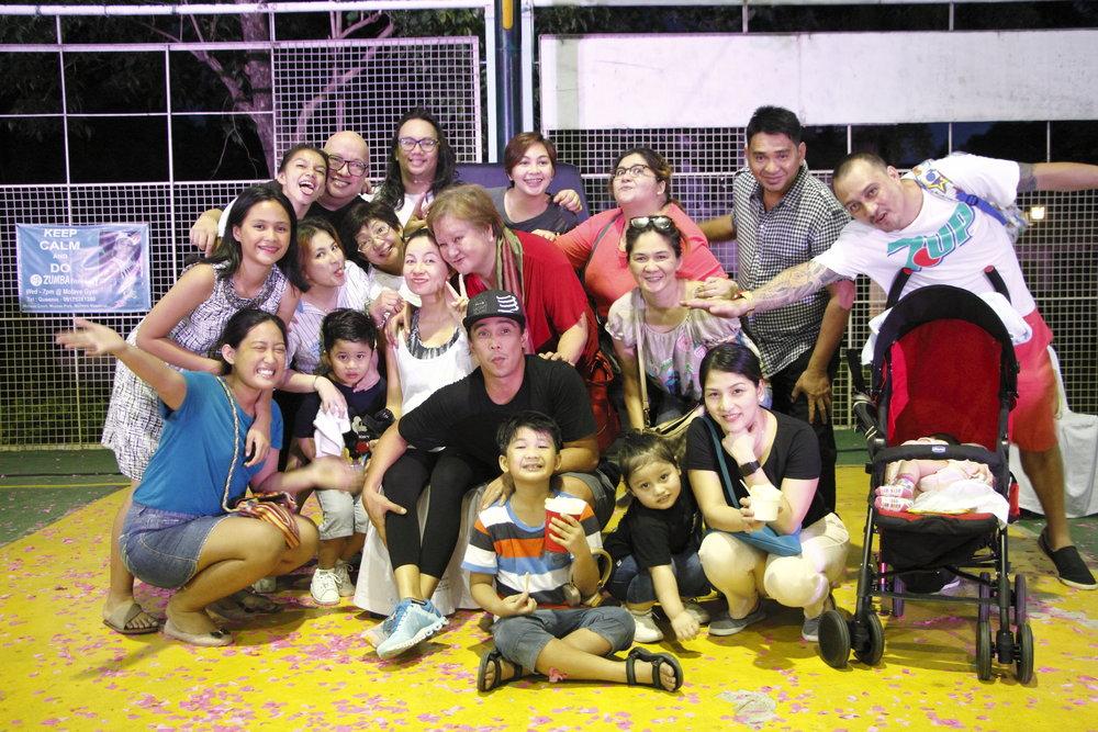 Navarro family <3