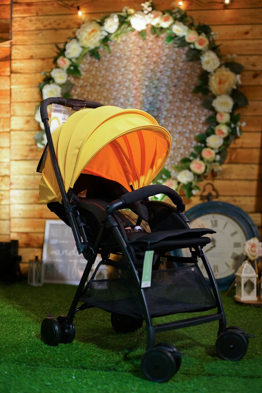 I loooove our stroller from Safety 1st! <3