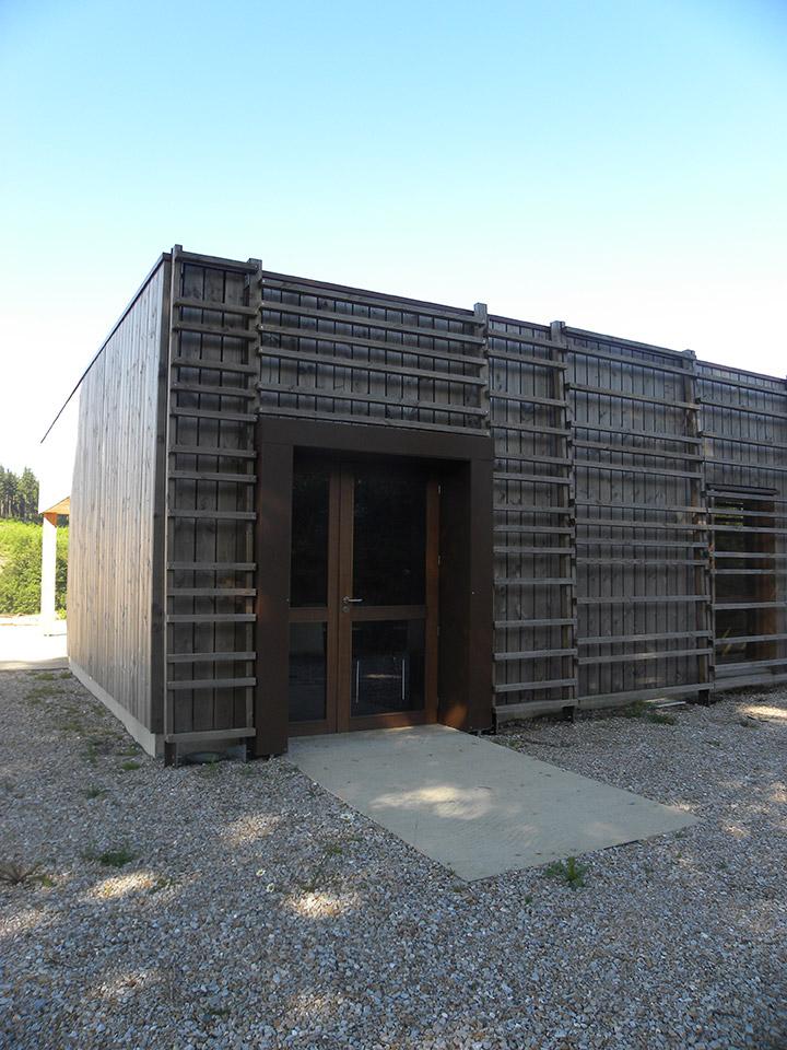 Copy of Maison du bois te de la fôret