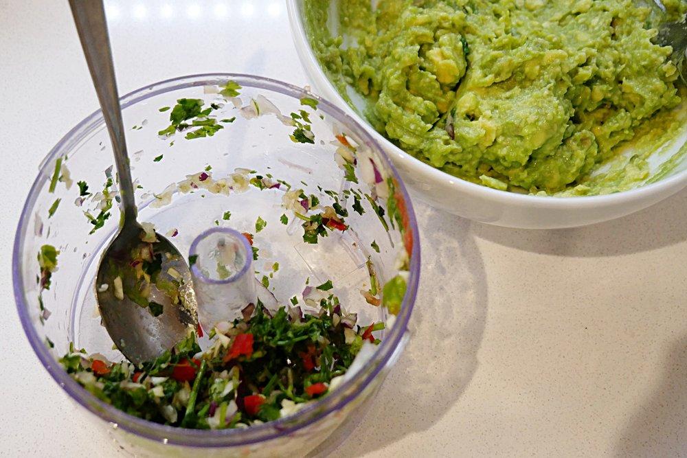 Homemade-guacamole-with-garlic-red-onion-coriander-chilli-snack.JPG