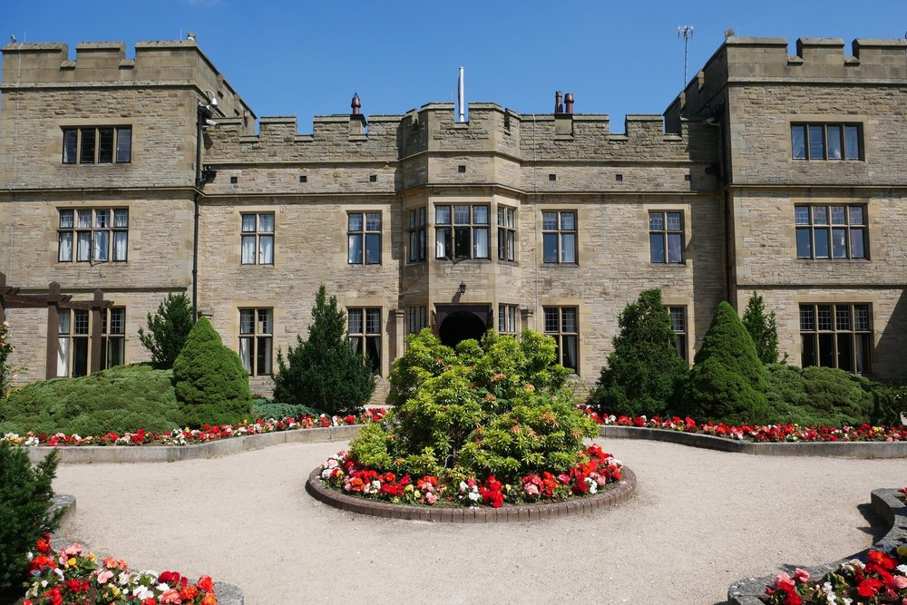 Exterior-of-Slaley-Hall-Northumberland
