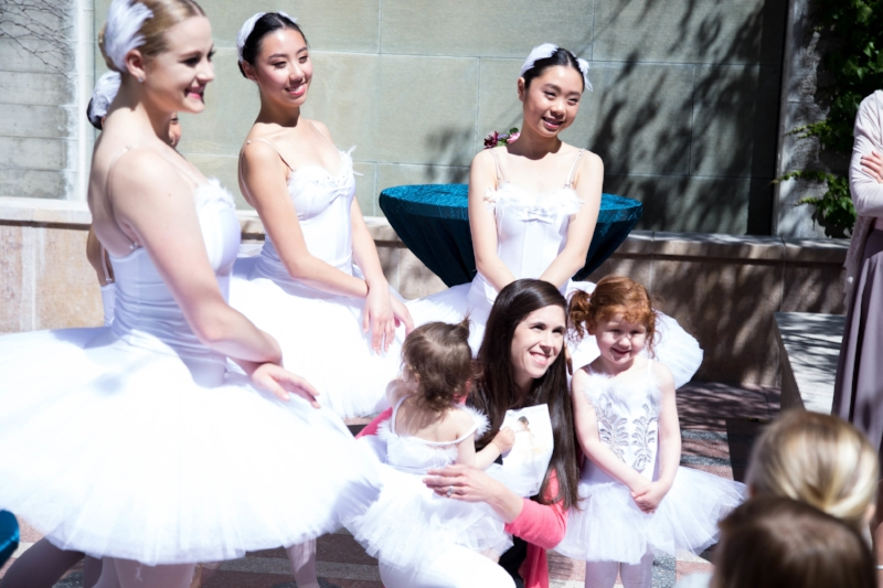 Photo by Chris Morrish from the 2017 Swan Lake VIP Lounge