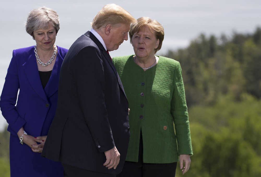 CANADA G7 SUMMIT
