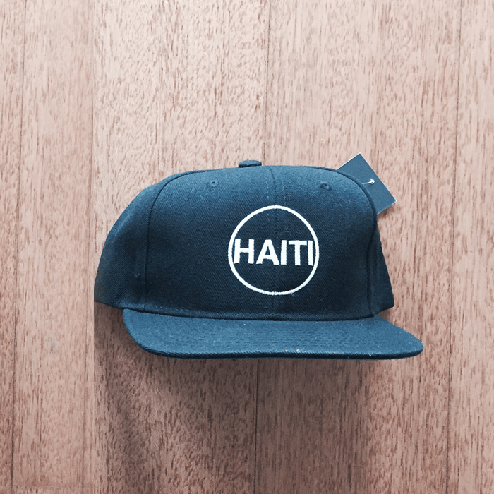 HAITI (WOOL BLACK) $30.00