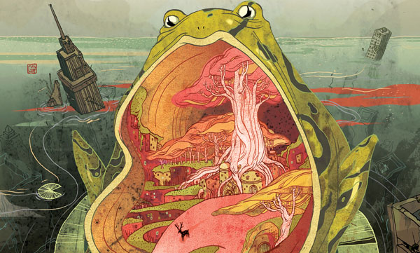 Victo Ngai, Passage Guest Speaker