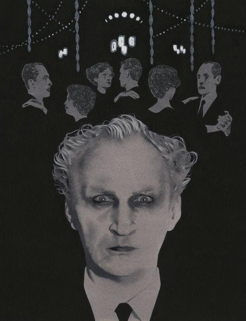 Edward Kinsella- Illustration mentor, Fall 2018