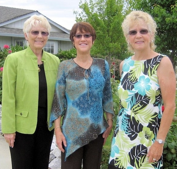 Truth Ministries: Nancy Foreit, Victoria Robbins and Judy Arnold