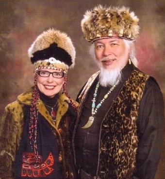 Dr. Suuqiina and Quamaniq Suuqiina