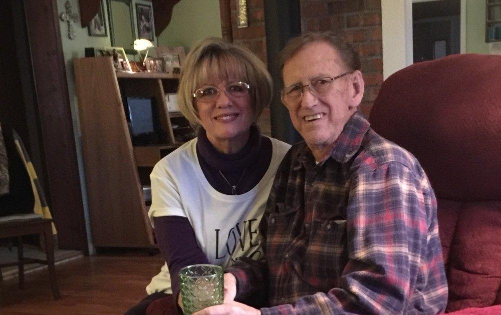 Pete and Lynda Bowers