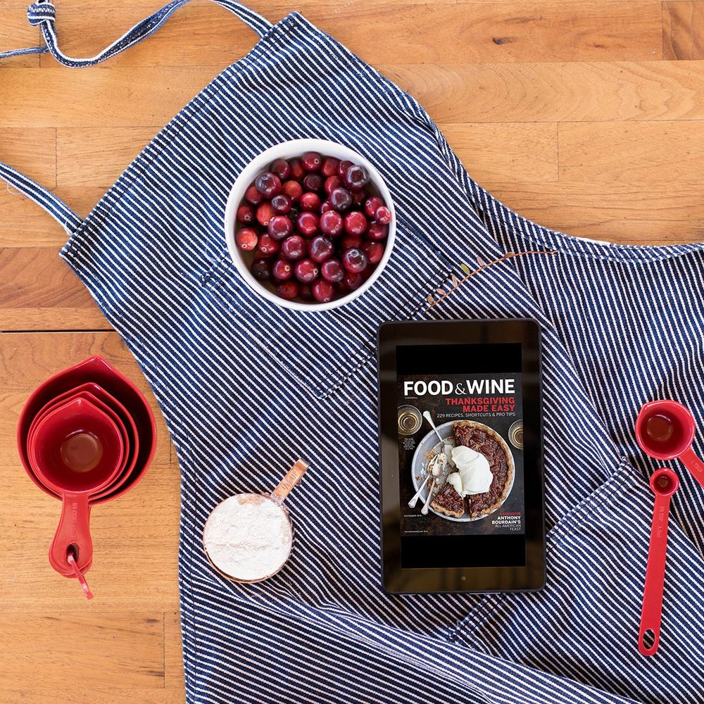 Kindle Social, Food and Wine Mag