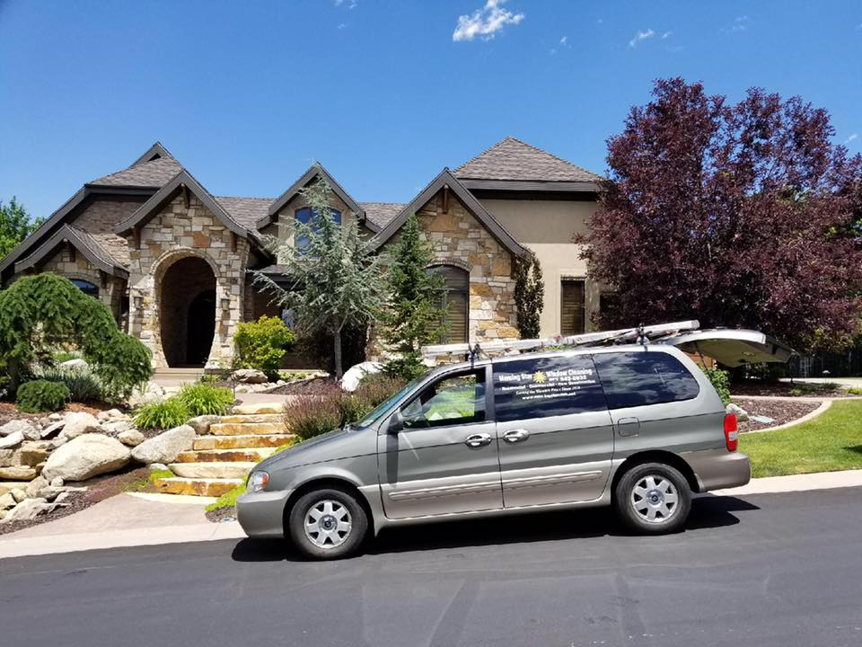 window cleaning slc
