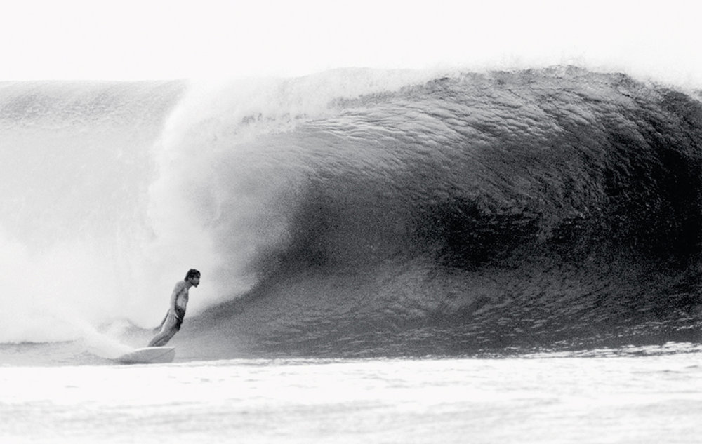Gerry Lopez, the patron saint of modern soul surfing | photo Jeff Divine