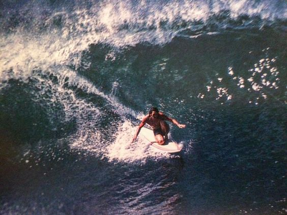 Owl Chapman | shortboard pioneer, soulful charger | photo Jeff Divine