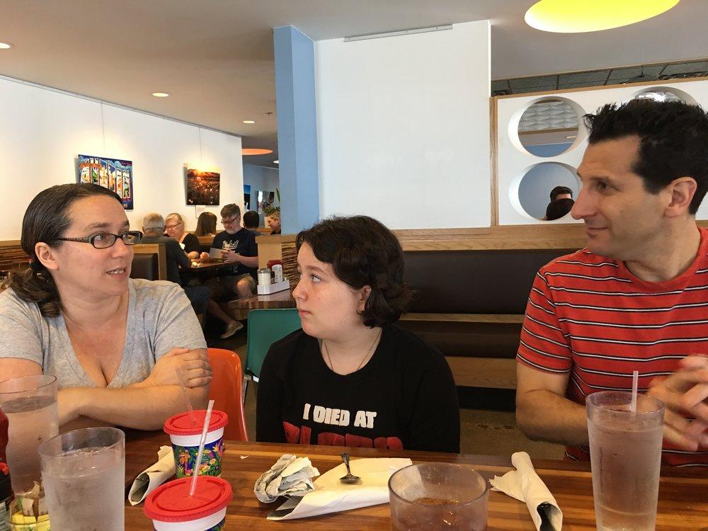 Jodi, Arden & Ezra