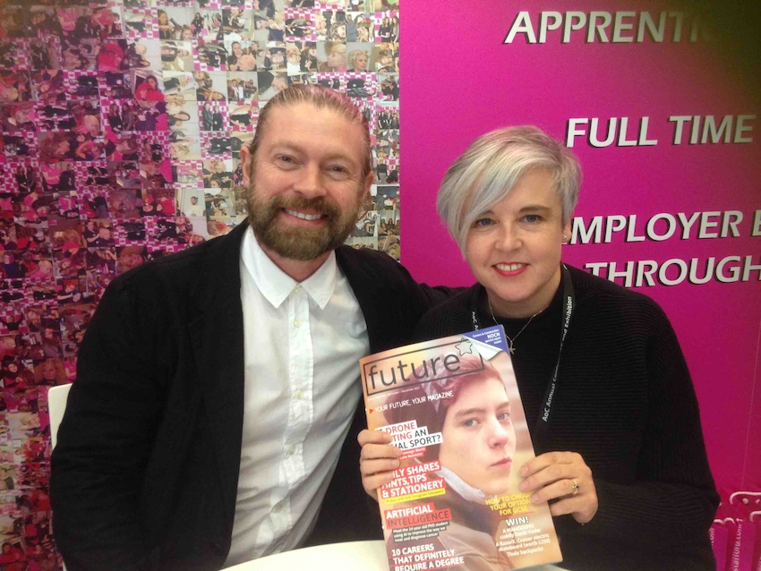 - Lee shares his favourite magazine with us...