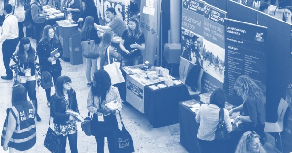 It's normal to feel overwhelmed in a busy tradeshow environment -