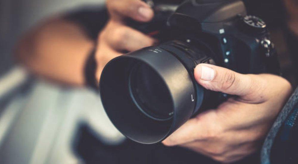 Luxury camera -