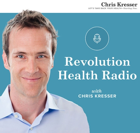 Chris Kresser - Amazing resource on chronic illnesses and health.