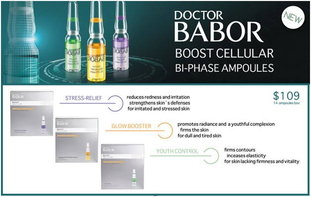 doctor babor ampoules
