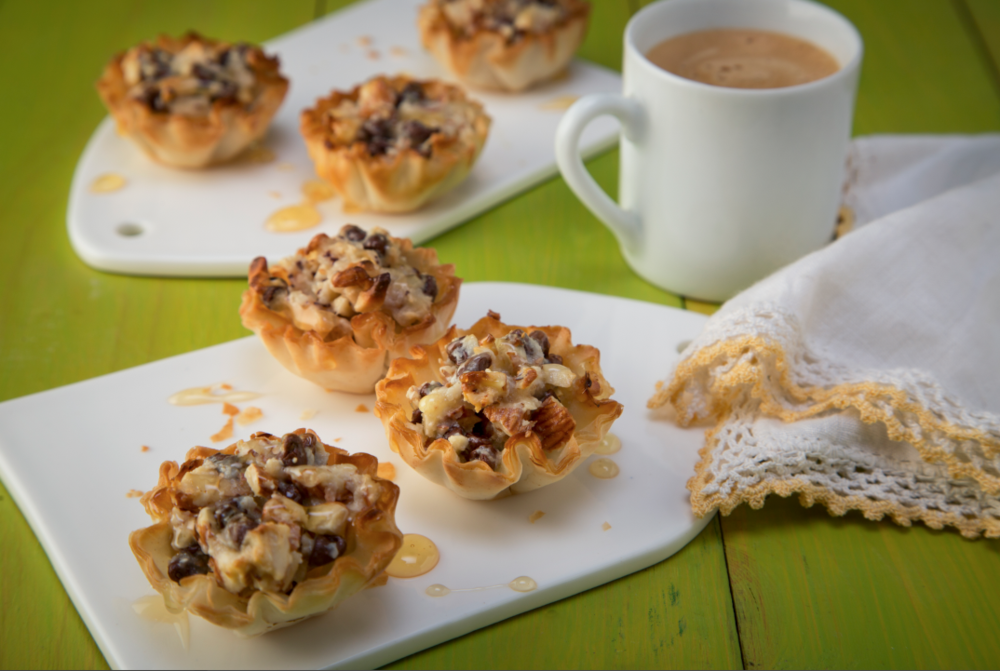 Chocolate Almond Fillo Cups.jpg