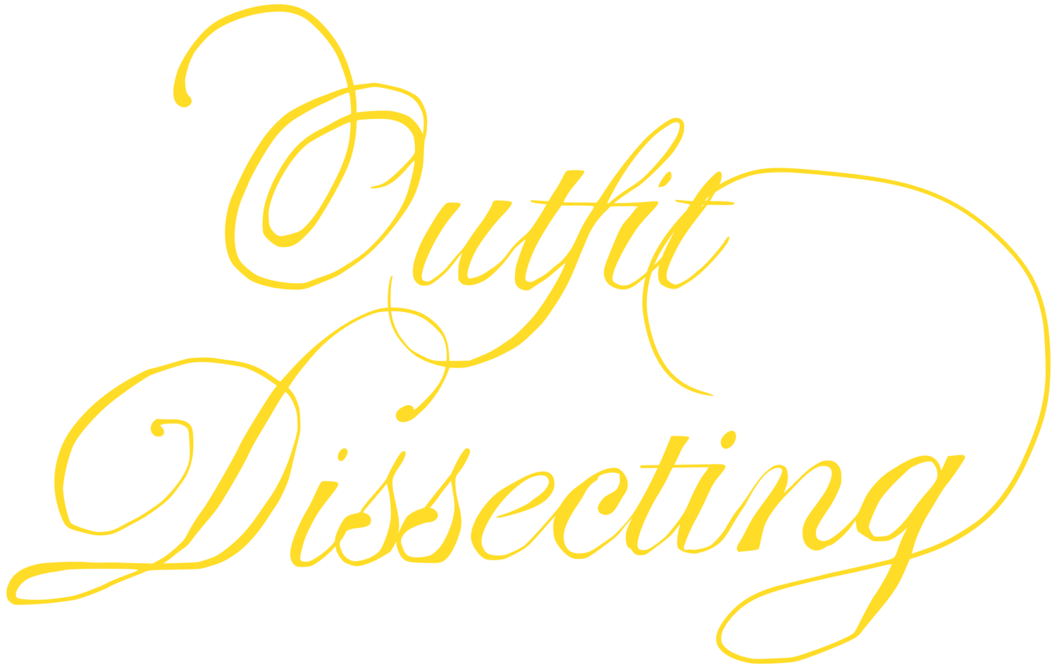 outfit dissecting