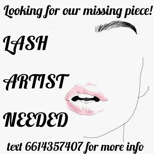 ❤ @havokshouseofwax is hiring! We are looking for a motivated and experienced lash artist to join our team! . Must have an Esthetician or Cosmetology license. . Please text 6614357407 for more info. . . . #lashes #lashartist #lashextentions #santaclarita #valencia #scv #santaclaritavalley #nowhiring #lashtechnician #lashartistwanted #explorethe661