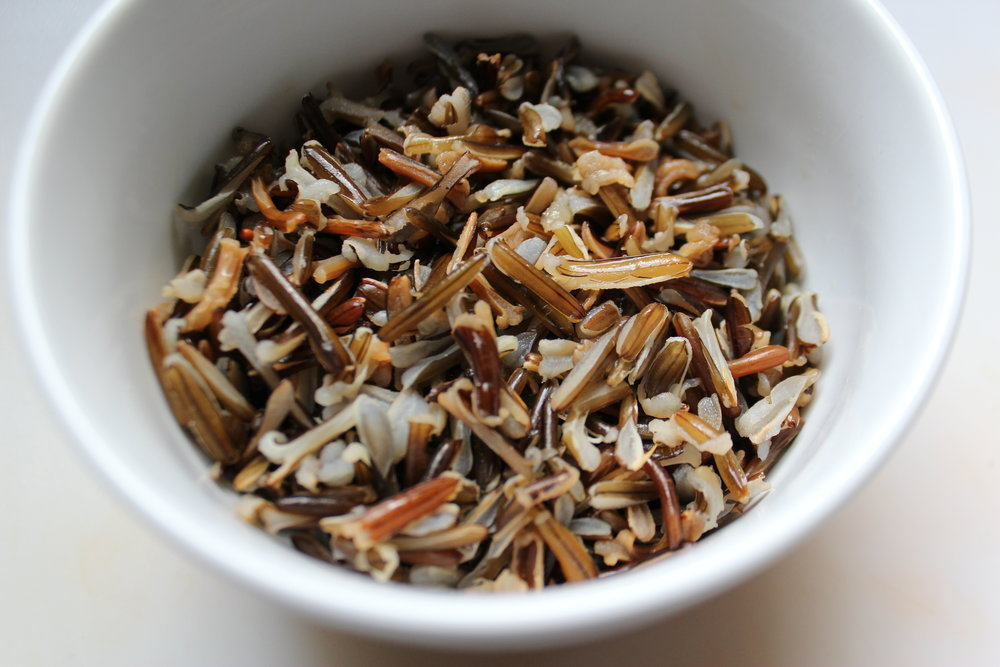 - The wild rice I found was Canadian but I really recommend ordering some Minnesota grown wild rice from one of the area tribes. The rice is still commonly hand harvested but you will also find machine harvested. Just go for it. It stores well in an airtight container up to a year.