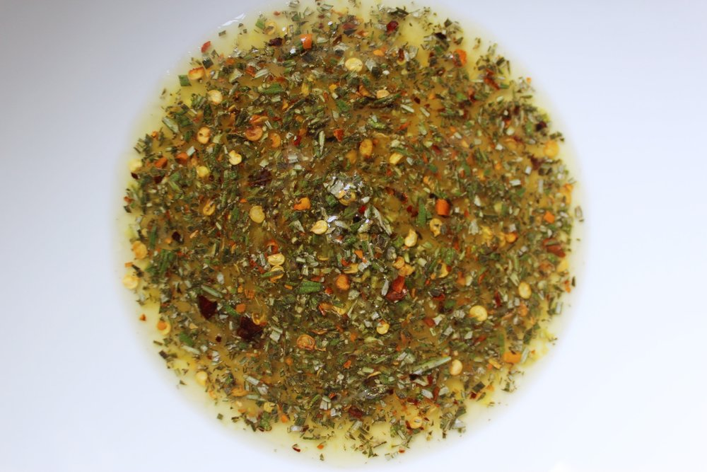 Rosemary-Chili Vinaigrette