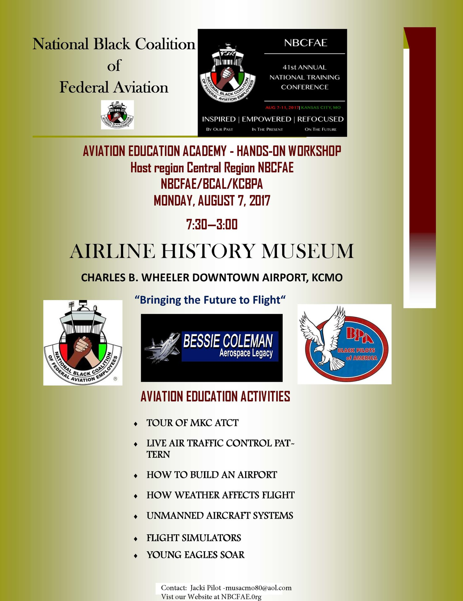 ACE Camp — Airline History Museum