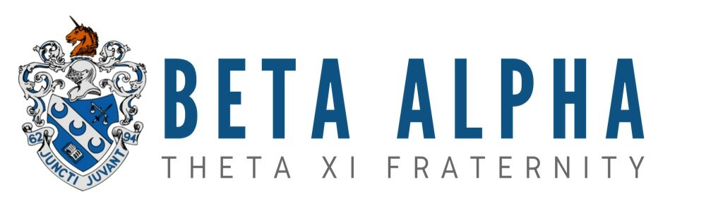 Beta Alpha / Theta Xi Fraternity
