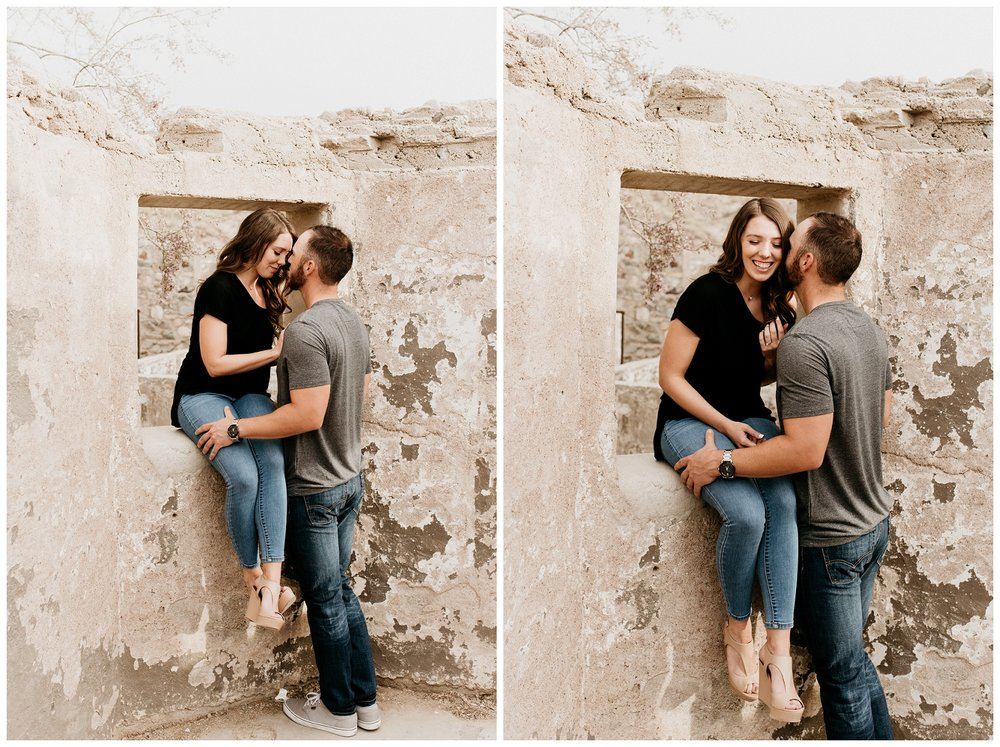 South Mountain Engagement Session Phoenix Wedding Photographer Ashtyn Nicole Photo 02