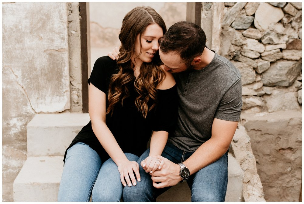 South Mountain Engagement Session Phoenix Wedding Photographer Ashtyn Nicole Photo 04