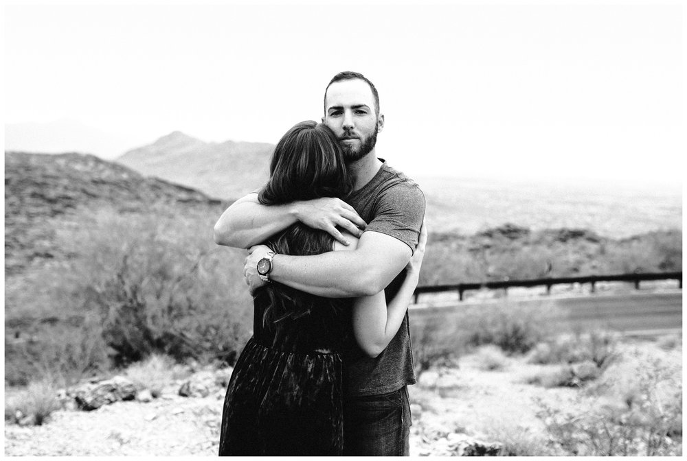 South Mountain Engagement Session Phoenix Wedding Photographer Ashtyn Nicole Photo 08