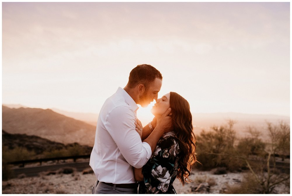 South Mountain Engagement Session Phoenix Wedding Photographer Ashtyn Nicole Photo 23