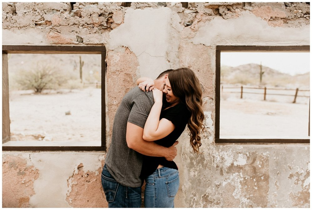 South Mountain Engagement Session Phoenix Wedding Photographer Ashtyn Nicole Photo 01