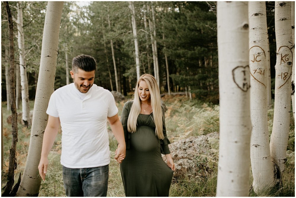 Flagstaff Aspen Tree Portrait Session - Gabby + Gary - Ashtyn Nicole Photo_0014.jpg