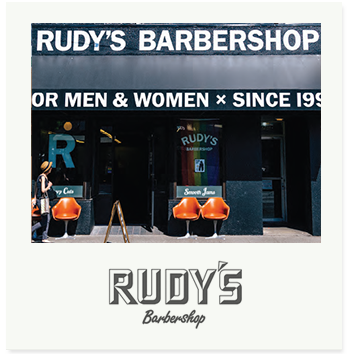 Founded in 1993, Rudy's Barbershop aims to expand and redefine the traditional notion of a barbershop by creating an enduring retail concept that sets itself apart from its competitors, offering a strong sense of community with an edgy aesthetic.