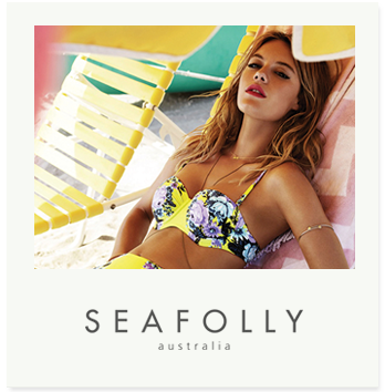 Since 1975, Seafolly has been at the epicentre of Australian beach lifestyle and has quickly become one of the most recognized swimwear and beach lifestyle brands world-wide. Spanning the broad international market, Seafolly is currently stocked in major fashion department stores and swimwear boutiques around the world.