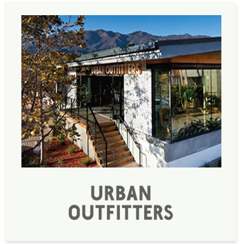 Founded in 1970, Urban Outfitters has established a reputation with young adults who are culturally sophisticated and value self-expression. The line includes women's and men's fashion apparel, footwear and accessories, as well as an eclectic mix of apartment wares and gifts.