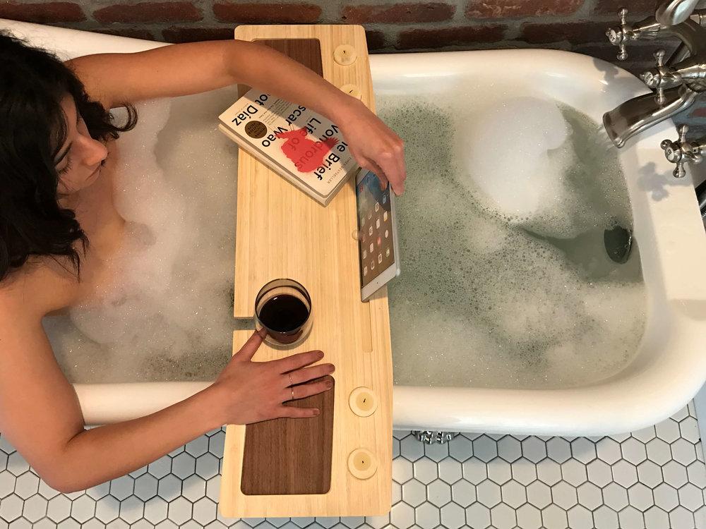 Lily Pads - Timeless Bathtub Valets
